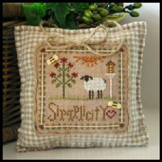 Little House Needleworks - Little Sheep Virtues 6 - Simplicity
